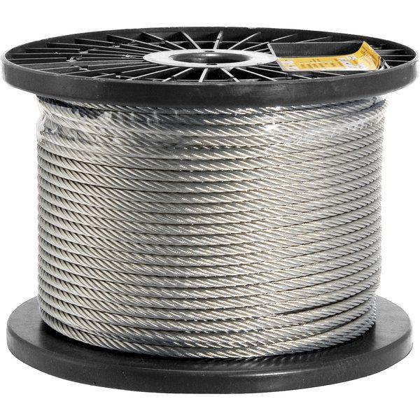 Imagem cabos de aço